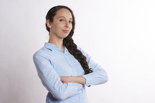 Confident, Business, Person, Professional, Corporate