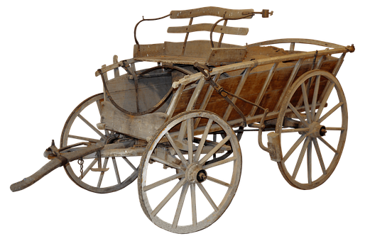 Coach, Old, Rural, Horse Drawn Carriage, Wagon, Dare