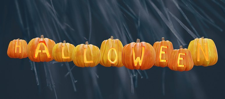 Halloween, Pumpkin, Holiday, Autumn, Orange, Decoration