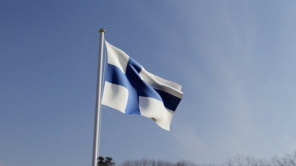 Flag, Flies, Flagpole, Tickets, Blue Cross Flag