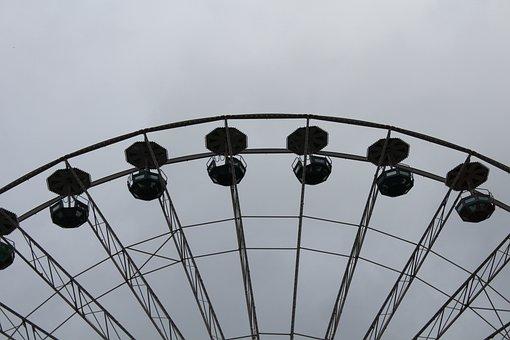 Fair, Funfair, Ride, Year Market, Amusement Park