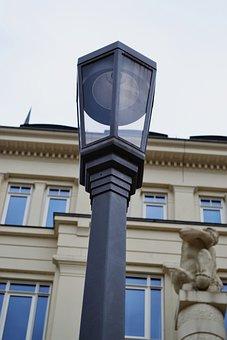 Street Lamp, Lantern, Afterglow, Light, Lighting, Hell