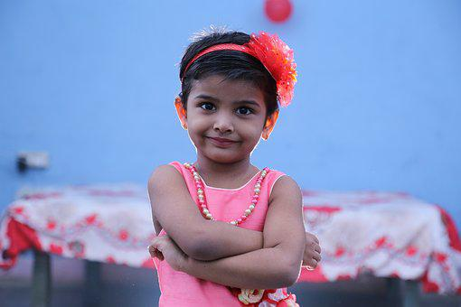 Kids, Cute, Girl, Little, Adorable, Attractive, Candid