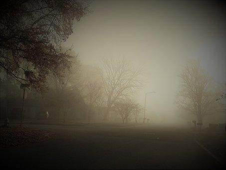 Fog, Foggy, Misty, Mist
