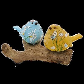 Decorative Bird, Drift Wood, Birds, Birdie, Shabby