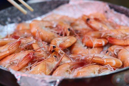 Shrimp, Chronicles, Food