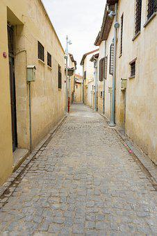 Gaziantep, Streets, Alley, Road, Historically