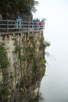 Enshi, The Grand Canyon, Plank