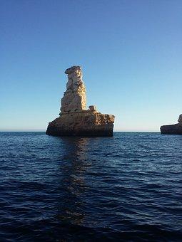 Algarve, Submarine, Rock