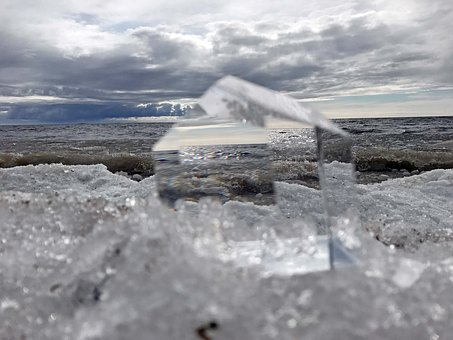 Spring, Ice, See, Nature, Cold, Landscape, Environment