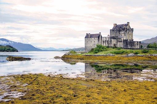 Eilean Donan Castle - Chrono 592, Windmill Gard