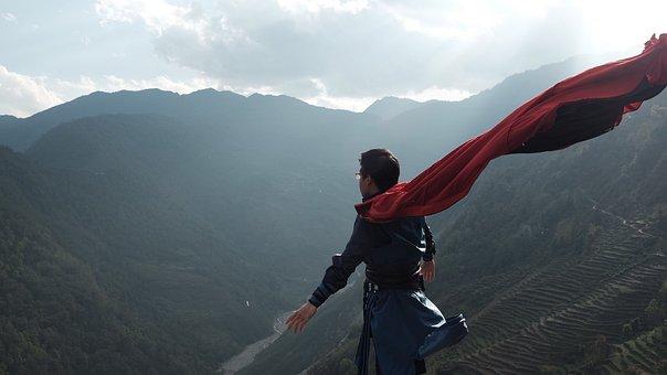 Drstrange, Mountains, Superhero, Epicview, Nepal