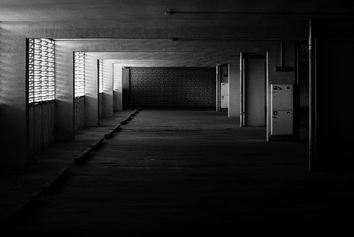 Black And White, No One, The Abandoned, Room, Within