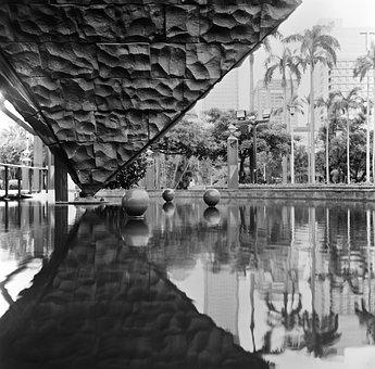Taipei, Taiwan, Cityscape, 228 Memorial Park, Park