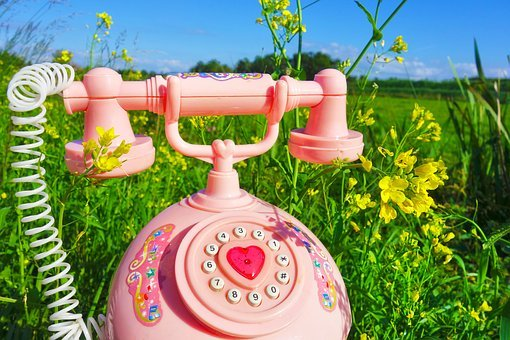 Telephone, Phone, Communication, Technology, Receiver