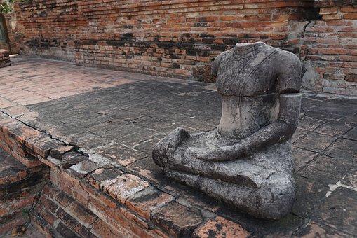Buddha, Buddhism, Thailand, Religion, Practice