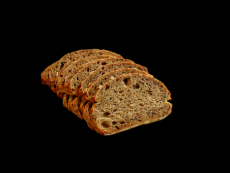 Bread, Bread Slices, Bread Physical, Baked Goods