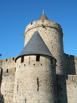 Carcasonne, France, Castle