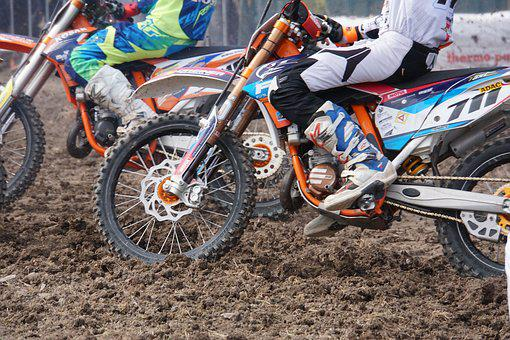 Motocross, Race, Motorcycle, Racing, Cross, Motorsport