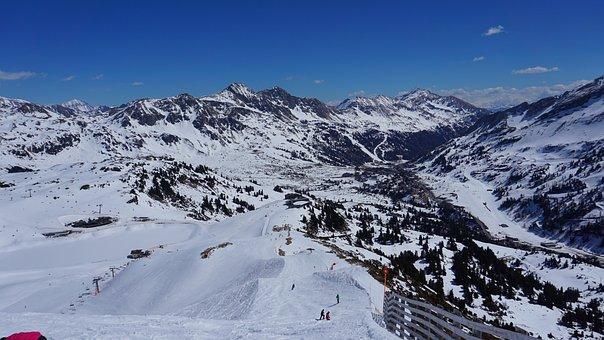 Ski, Obertauern, Austria, Travel, Holiday, Winter, Snow