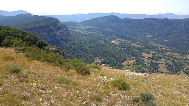 Haute Provence, Sisteron, Panorama