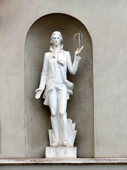 Vilnius University, The Statue, Vilnius, Student