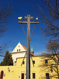 The Convent Of The Capuchins, Prague, Loreto Square