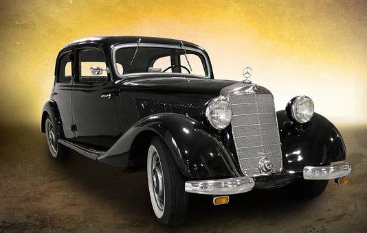 Traffic, Transport, Vehicle, Auto, Oldtimer, Old Car