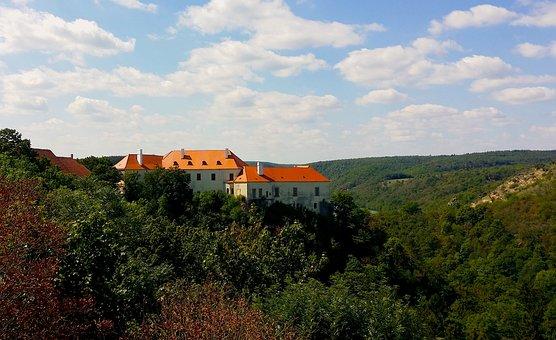 Znojmo, Moravia, Czech Republic, Castle