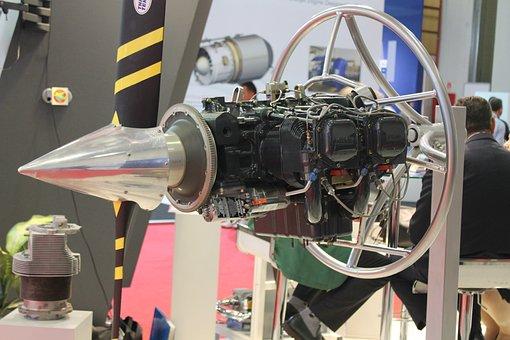 Engine, Aircraft, Glider, Propeller