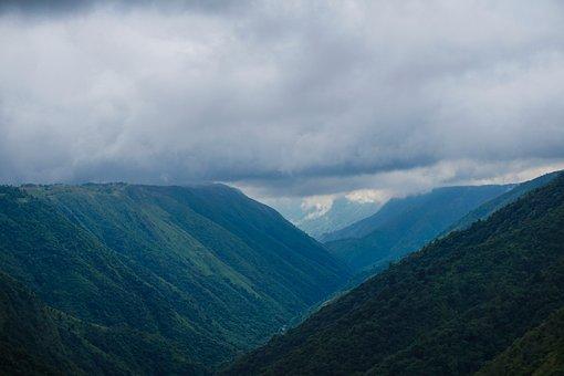 Shillong, Cloud, Hills, Green, Beautiful, Nature