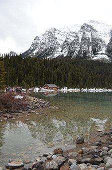 Lake Louise, Rockies, Rocky Mountains, Canada, Canadian