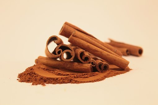Cinnamon, Kitchen, Grocery, Ingredients, Spices
