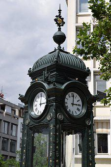 Clock, Hour, Time, Watches, Chimes, Minutes, Hands
