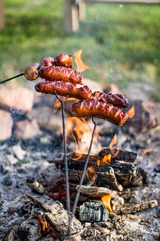 An Outbreak Of, Sausage, Baking Sausages, Sausages