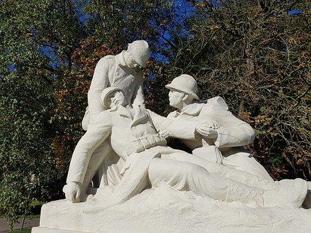War, Belgium, First World War, Monument, Commemoration