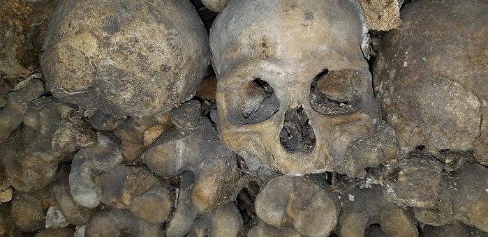 Paris, Dead, Cemetery, Graveyard, Grave, Burial