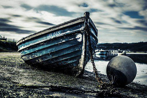 Boat, South Africa, Knysna, Waterfront, Water, Seaside