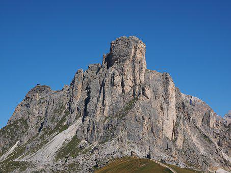 Mountains, Mountain Group, Monte Nuvolau, Monte Gusela