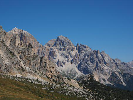 Mountains, Mountain Group, Tofana Di Rozes