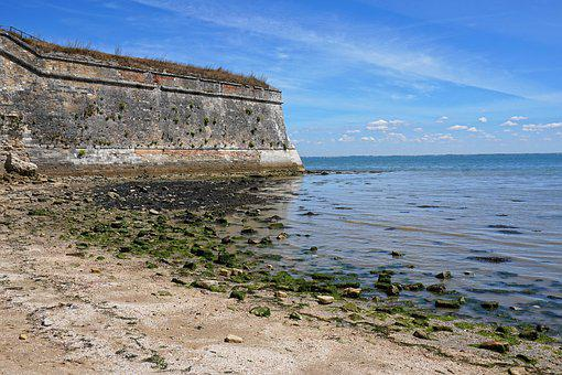 Beach, Castle, Sea, Holiday, Fortress, Citadel