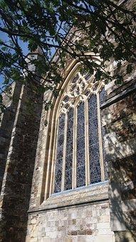 Sky, Rye, England, Tree, Park, London, Church, Holiday