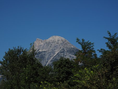 Hohe Munde, Mountain, Mieminger Chain, Tyrol