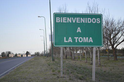 Poster, The Decision, San Luis, Argentina
