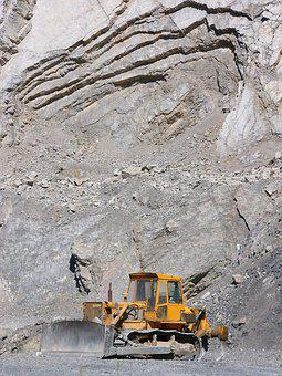 Bulgaria, Career, Excavator, Bulldozer, Industry, My