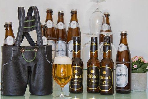 Leather Pants, Beer, Drink, Tradition, Celebrate, Enjoy