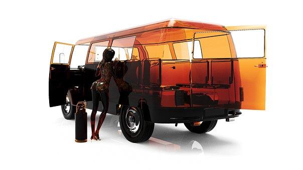Nysa, Car, Glass, Polish Cars, Iconic Cars, 3d Model