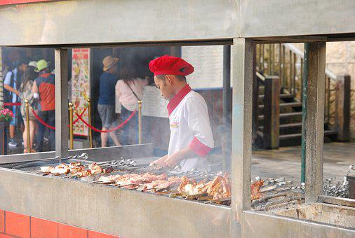 Barbecues, Vietnam, Ivana Hill, Food, Chef, Outdoor