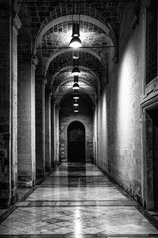 Lecce, Churh, Black, Church, Vintage, City, Chief Town
