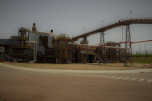 Industry, Manufactures, Manufacturing, Vat, Power Plant